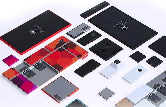 Niente Smartphone Modulare per Google. Project Ara Chiude