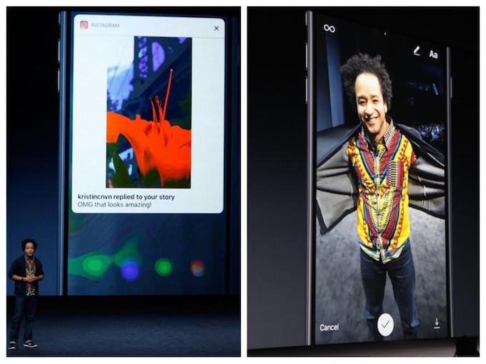 Tutte le 4 Novità di Instagram per il Nuovo iPhone 7