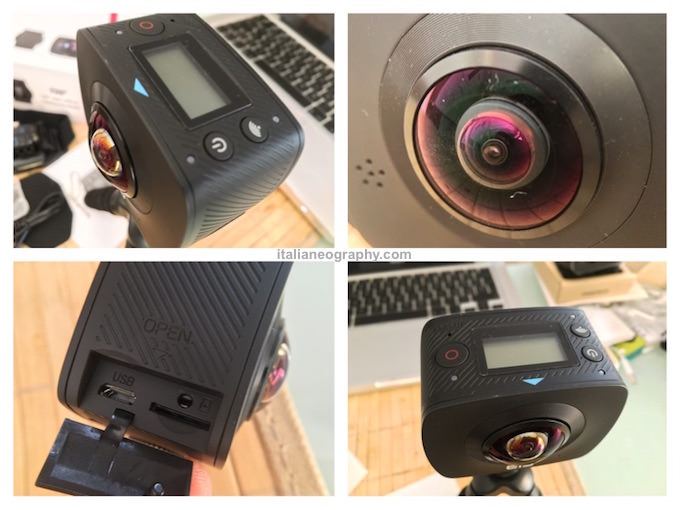 recensione elephone elecam 360