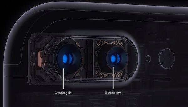 Tutte le Novità Fotografiche sulle Fotocamere dei due iPhone 7