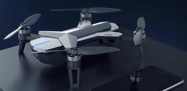 drone ying per messaggistica online
