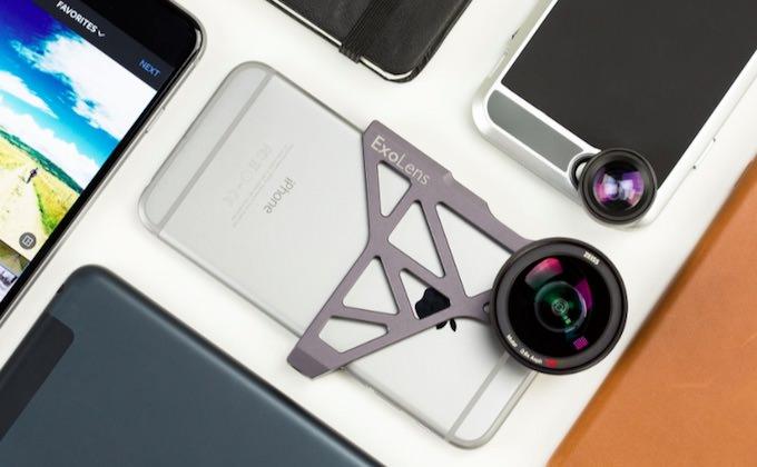 Nuova Linea Lenti ExoLens Zeiss per iPhone 7 da 200€