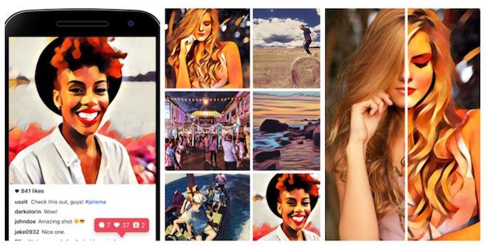 Prisma Trasforma i tuoi Video in Arte con un Click