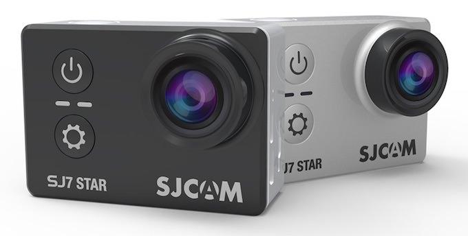 sjcam sj7 star action camera specifiche