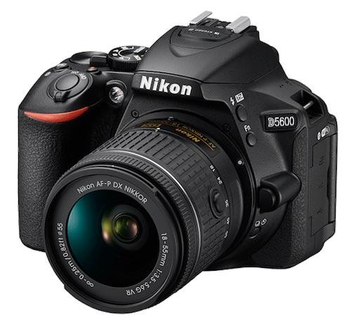 caratteristiche nikon d5600