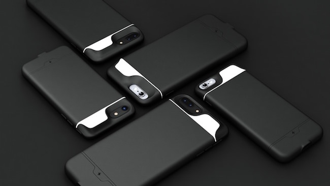 custodia flash potenza iphone iblazr case