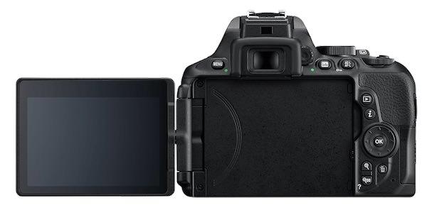 display touchscreen nikon d5600