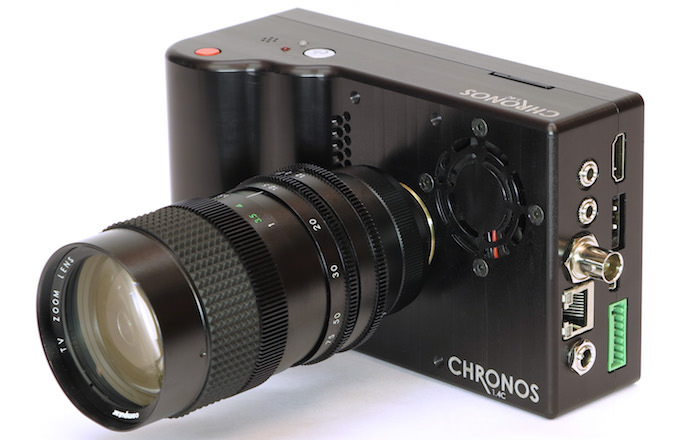 Chronos 1.4 Registra Super Video Slow Motion Professionali