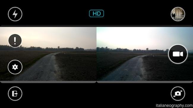 registrazione video VR eye-plug