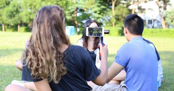 vimble s stabilizza video smartphone