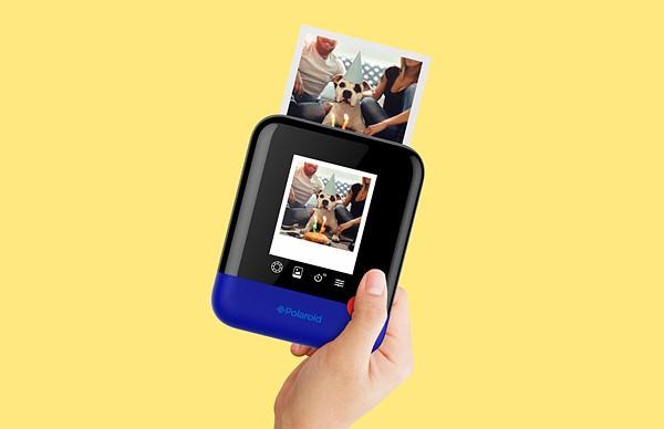 fotocamera polaroid pop caratteristiche
