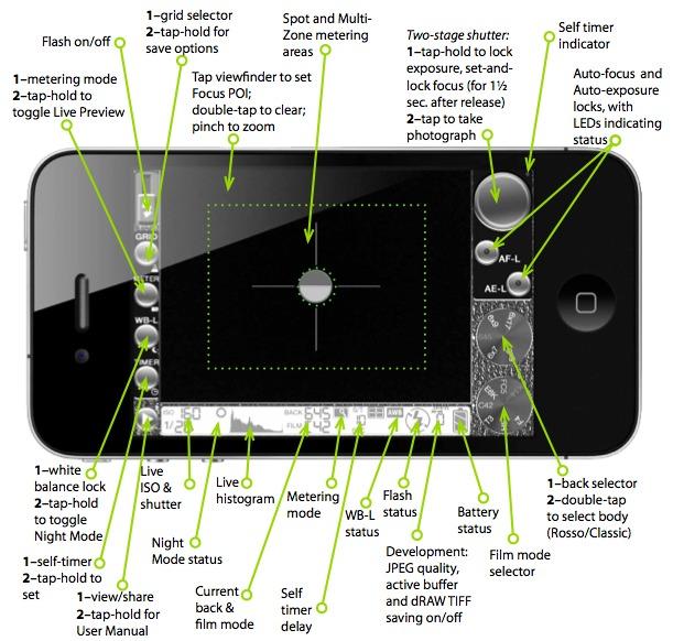 645PRO per iPhone iphoneografia