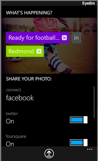fotografia cellulare smartphone eyeem windows