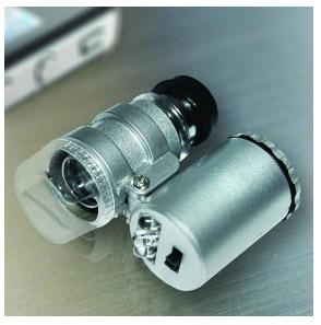 Minimicroscope iphoneografia