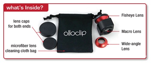 Olloclip accessori iphone