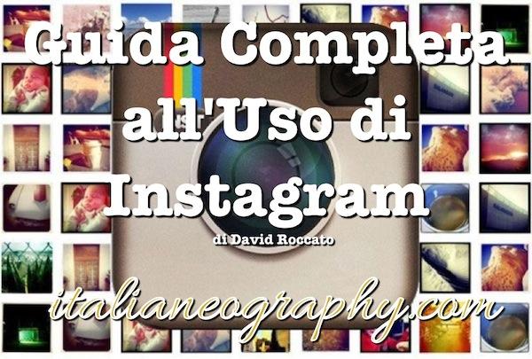 Guida Come Usare Instagram