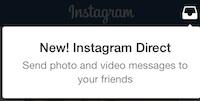 Instagram messaggi diretti