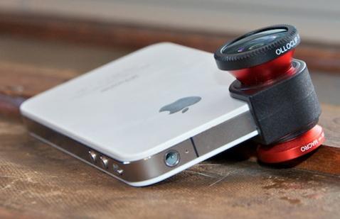 foto iphoneografia lente olloclip cellulare