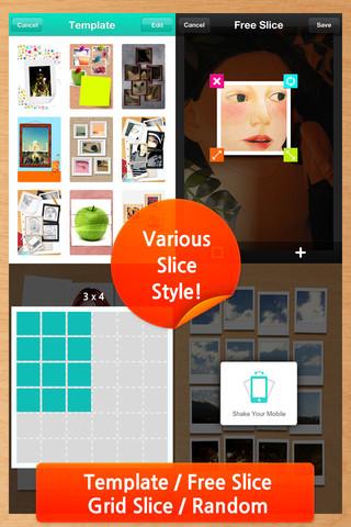 iphoneografia ipad photo slice