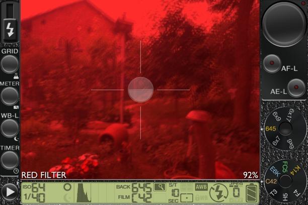 foto iphoneografia app 645 pro
