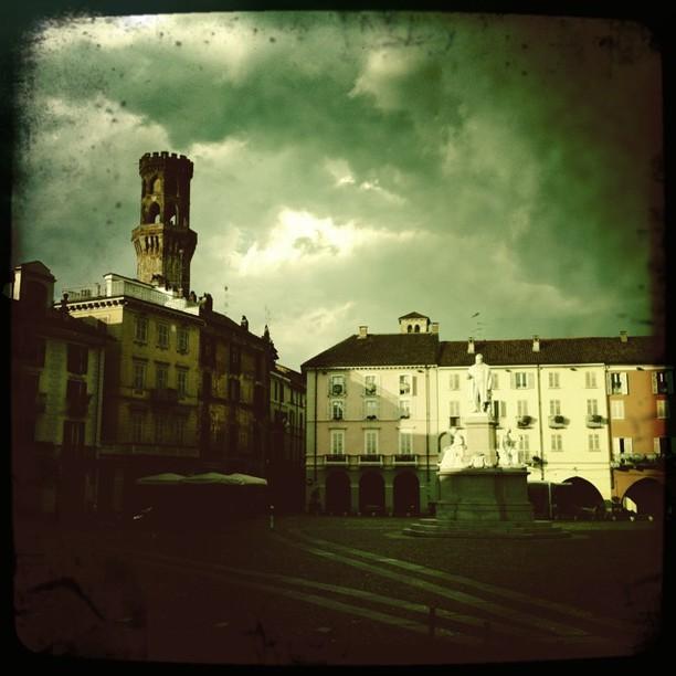 Cavour square