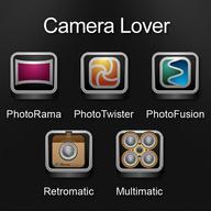 fotografia symbian con camera lover pack