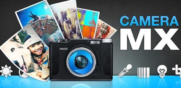 fare foto con android e camera mx