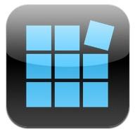 creare collage con iphone con l'app tiled