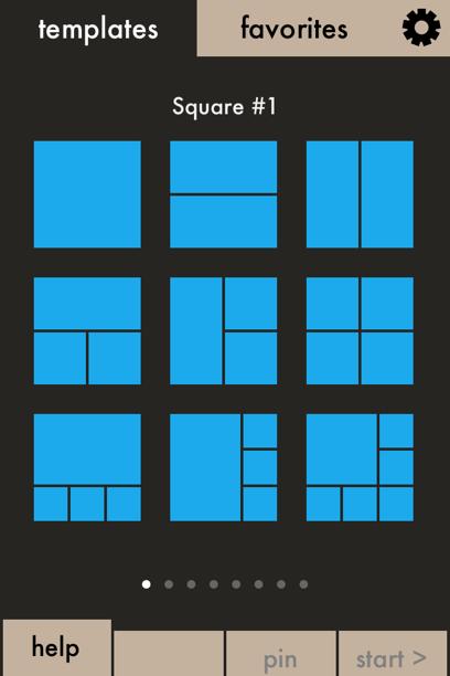collage iphoneografia