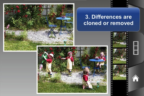 clona e rimuovi oggetti con clonerase per iphone