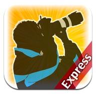laminar express per fotografia con ipad