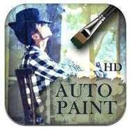 dipingere sovrapporre foto con ipad