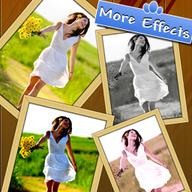 photo effetto per filtri fotografici su telefoni symbian