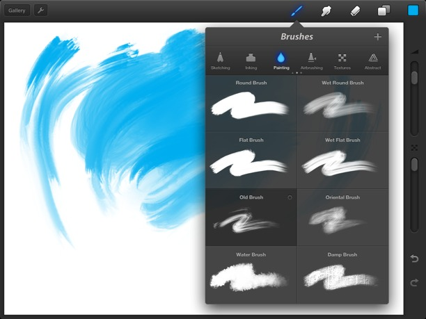 Procreate per iPad8