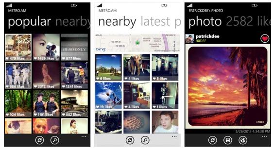 vedere instagram su cellulari windows