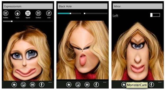 app per fotografia su cellulari windows