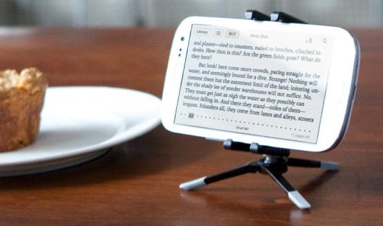 cavalletto piccolo per iphone android ed ogni smartphone