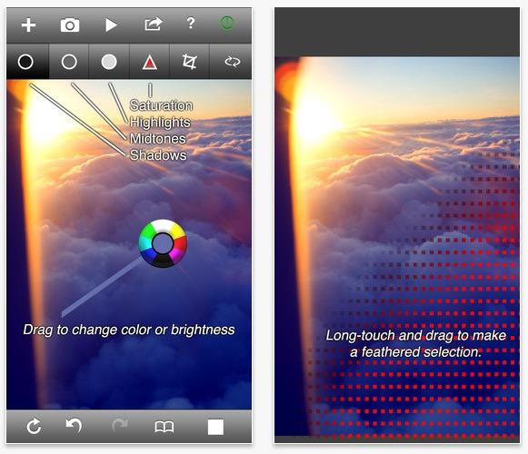 Iphoneografia con colorTime