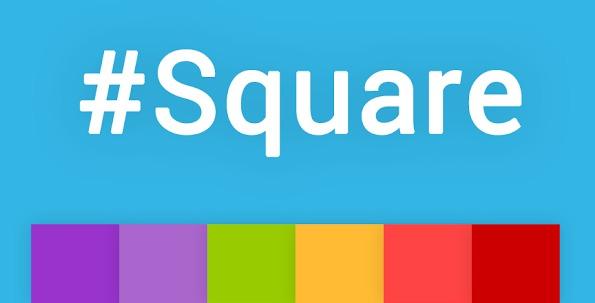 Square per fotografia android