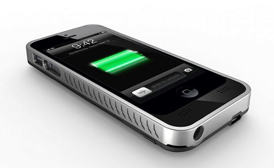 custodia batteria iphone 5s