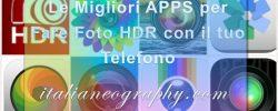 migliori app HDR per smartphone