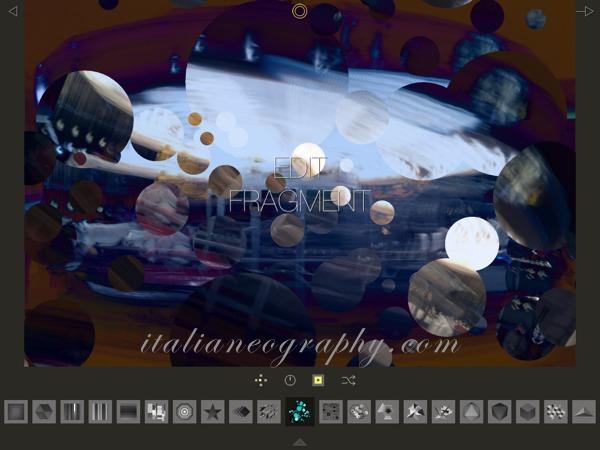 come creare fotografie astratte fragment