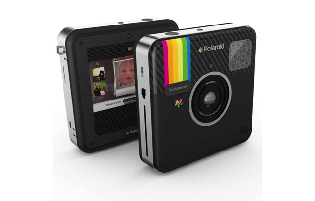 Polaroid socialmatic retro