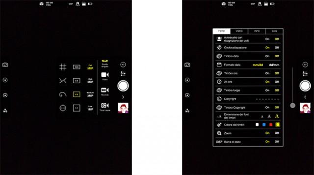 procam 2 ipad 2 screen