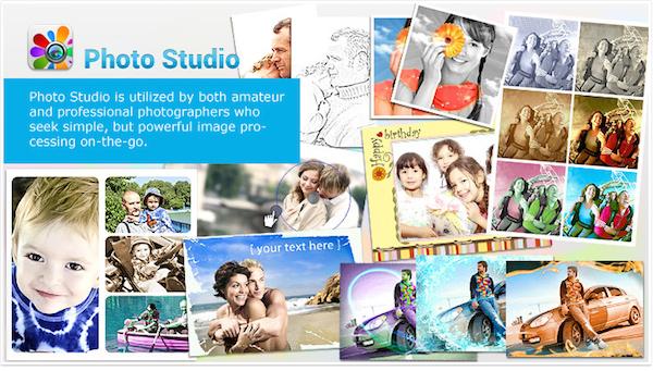 Photo Studio Pro Blackberry