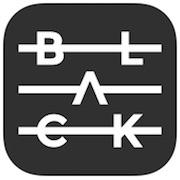 black iphone migliori app bianco e nero