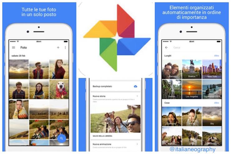 Google Photos Foto
