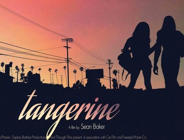 Tangerine film