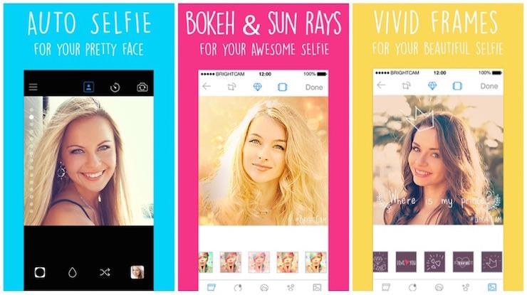 brightcam selfie iphone