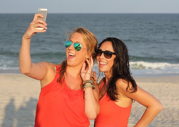 selfie iphone